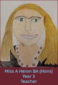 Miss A Heron