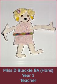 Miss D Blackie