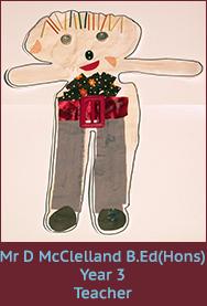 Mr D McClelland