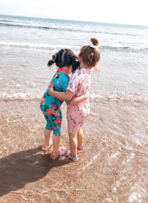 Nursery Beach Trip!