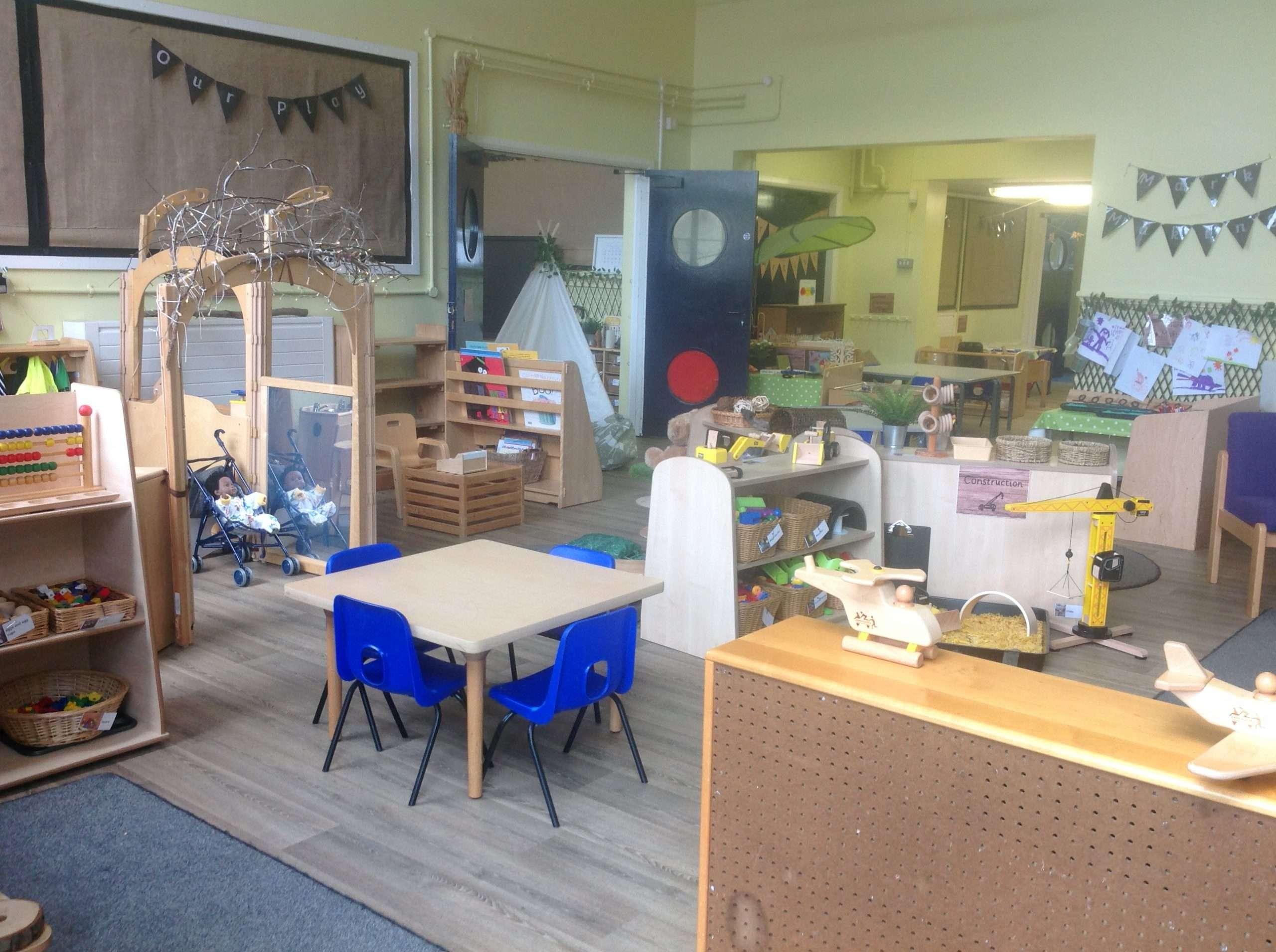 Refurbishment of Early Years
